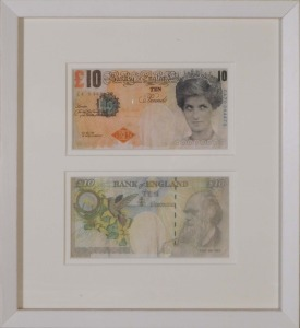 Banksy: Two Difaced Tenners