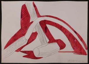 Andy Warhol: Hammer and Sickle