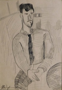 Amedeo Modigliani: Portrait of Leopold Zborowski