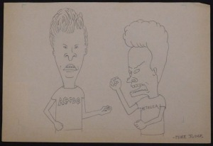 Mike Judge: Bevis And Butthead