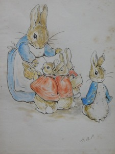 Beatrix Potter: Peter Rabbit