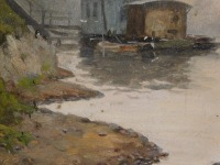 William Baptiste Baird: La Seine, Neuilly - 5