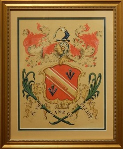 Coat of Arms: By The Name of Elliot