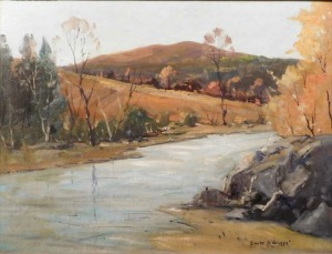 Emile Gruppe: Autumn River