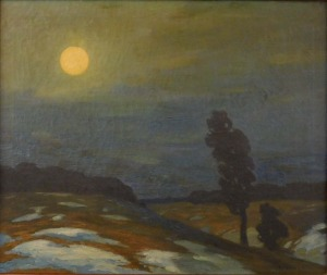 Robert Bauer: Moonrise