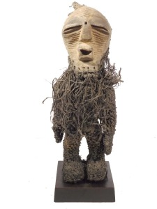 Songye Kifwebe Association Figure, Congo/Zaire