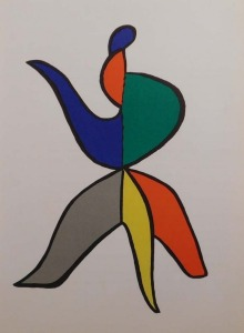Alexander Calder: Untitled (DM01)