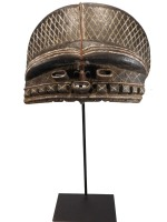 Large Ceremonial Mask, Batcham People, Cameroon - 2
