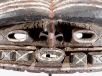 Large Ceremonial Mask, Batcham People, Cameroon - 3