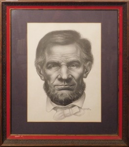 Charles White, After: Abraham Lincoln