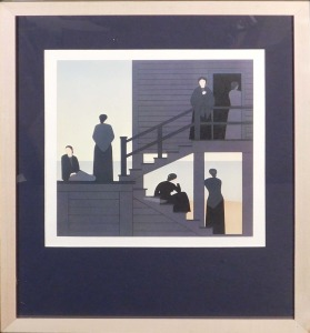 Will Barnet, After: Waiting